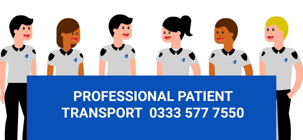 Patient transport and risk assessments