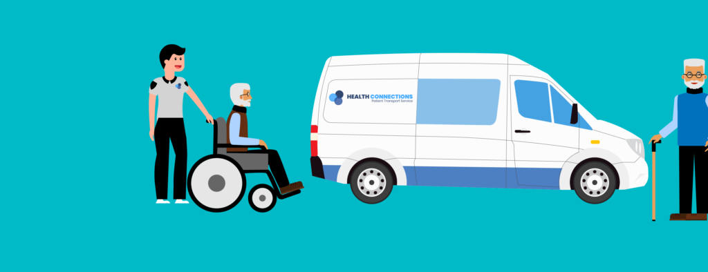 Top 5 reasons a hospital needs to contact our patient transport service