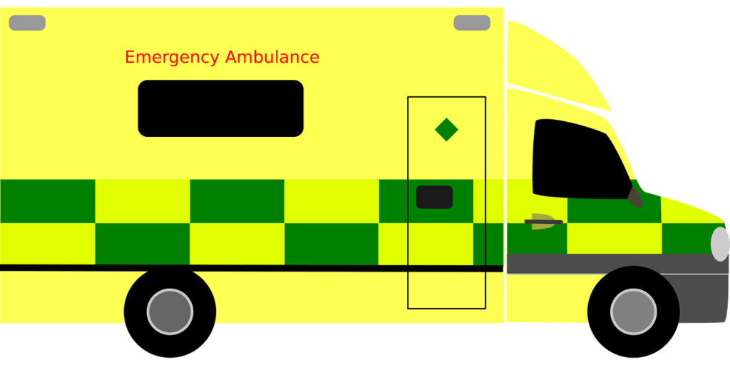 How are we different from a medical ambulance?