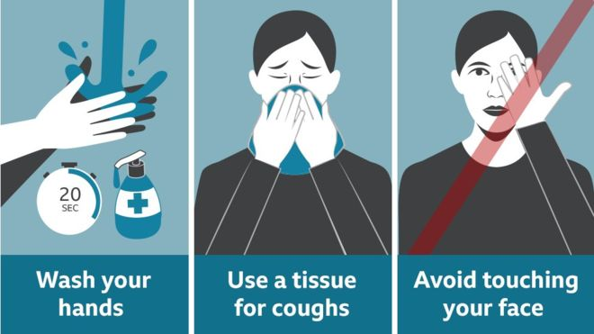 Top tips for dealing with Coronavirus if you can't stay inside!